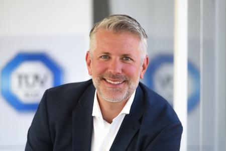 Michael Koppelmann ist neuer Geschäftsührer der TÜV SÜD Pluspunkt GmbH