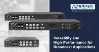 microSync Broadcast Modelle