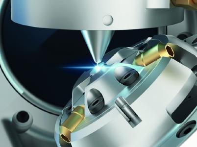 Laser-Mikrobohren mit precSYS Scan-System