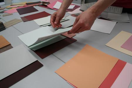 """Making of… Farbdesign, Foto: Caparol Farben Lacke Bautenschutz"