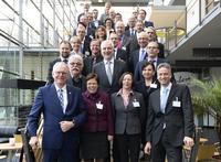 Experten-Workshop zu newPark mit NRW-Wirtschaftsminister Duin