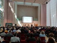 Die Effizienz-Agentur NRW feierte ihr 20-jähriges Bestehen in Essen mit über 300 Gästen. Foto: EFA