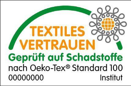 Die gesundheitliche Unbedenklichkeit von Textilien mit dem Made in Green Label wird durch die Laborprüfung und Produktzertifizierung nach OEKO-TEX® Standard 100 sichergestellt