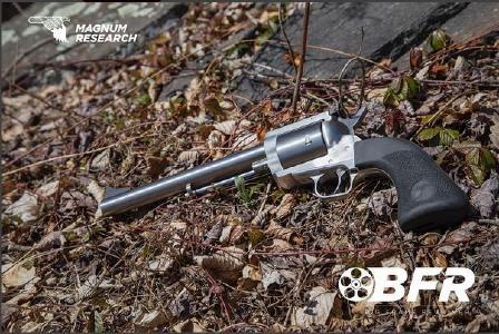 Big Frame Revolver von Magnum Research