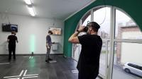 VR Lounge im New Work Büro