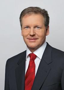 Dr. Juergen M. Geißinger CEO Schaeffler AG