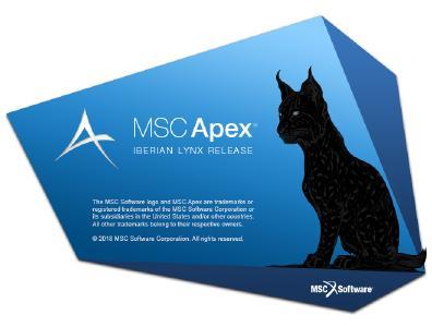 MSC Apex Iberian Lynx macht Geometriebearbeitung noch einfacher und ist effizienter im Pre- und Postprozessing für MSC Nastran