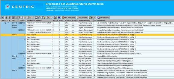 •Bild 2: Zeitunabhängige Protokollerstellung mit oder / ohne Aktualisierung der Stammdaten