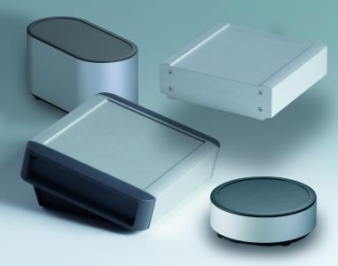 Aluminium-Profilgehäuse - Robust, elegant und in der Länge variabel