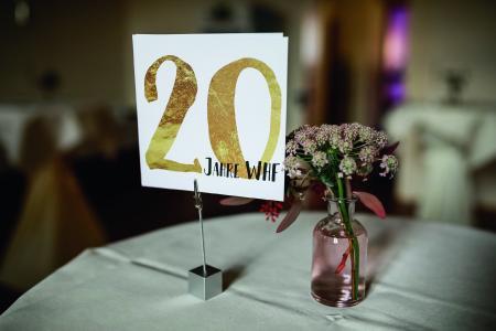 20 Jahre und noch viel mehr (Bildquelle: WHF GmbH – desigN Foto)
