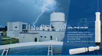 Detachable level probes with integrated lightning protection : well protected against overvoltage