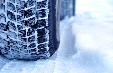 Sicher unterwegs bei Eis und Schnee