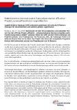 [PDF] Pressemitteilung: Ambitioniertes internationales Konsortium startet ePIcenter-Projekt zu zukunftssicheren Logistikketten