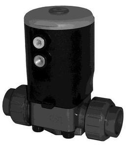 Vielfältige Einsatzgebiete: Die neue Baureihe des pneumatisch gesteuerten Membranventils MK/CP (Typ 482) mit vielen innovativen Komponenten ist in den Dimensionen d 20 – d 63mm und in verschiedenen Thermoplasten lieferbar