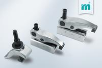 Power clamps and clamping claws for tool and mould making