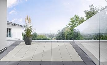 leichtgewichte f r balkon co ehl ag pressemitteilung. Black Bedroom Furniture Sets. Home Design Ideas
