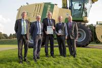 "Krone awards STW ""Supplier of the Year"""