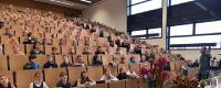 Die Kinder-Uni bietet spannende Vorlesungen. Jedes Jahr nehmen etwa 2.000 Kinder teil / Foto: Karla Fritze