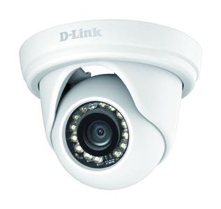Full HD Outdoor PoE Mini Dome Camera DCS-4802E