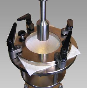 Mechanical CBR Test Device