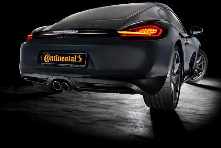 Continental SportContact 6 Für Supersportler und Tuning-Fahrzeuge