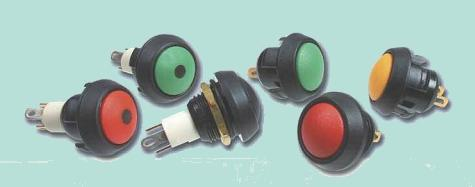 ITW Introduce Miniature Sealed ESD Resistant Pushbutton Switches