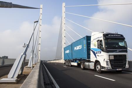 Die Group-GTS setzt konzernweit auf die Telematiklösung von Trimble Transport & Logistics.
