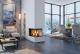Spartherm takes quality to a new level with three-sided, see-through fireplace systems