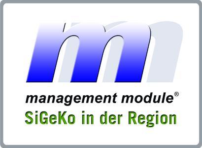 management module GmbH - SiGeKo in der Region