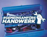 Gemeinsamfürshandwerk Werkzeugkasten