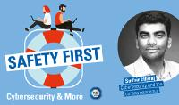 """TÜV SÜD-Podcast """"Safety First"""": Cybersecurity in der Pandemie"""