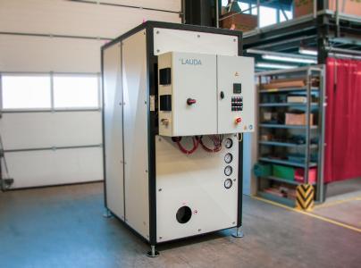 Königsklasse 400 °C: Anlagen in dieser Temperaturgröße ermöglichen eine effektivere Wärmeübertragung, einen höheren Durchsatz und damit die Optimierung von temperaturrelevanten Produktionsprozessen