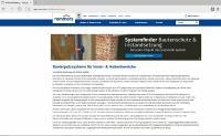 Die Remmers Website zur Kellersanierung bietet schnell und übersichtlich alle Informationen für die sichere Sanierung des Untergeschosses / Bildquelle: Remmers, Löningen