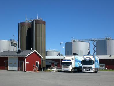 """Mit dem """"Energy Globe Award Schweden"""" wurde das Biomar-Verfahren von EnviroChemie ausgezeichnet, mit dem aus Abwasser Biogas gewonnen wird und so der Erdölverbrauch der Kunden deutlich reduziert wird."""