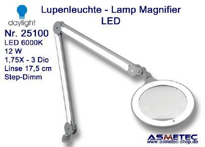 Daylight LED-Lupenleuchte 25100-IQ