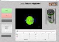 100%ige Qualitätskontrolle für Dosen und Deckel mit der EyeVision 3D Software