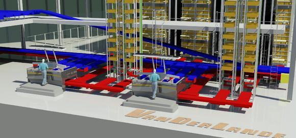 Onninen baut neues automatisiertes Warenlager zur Verbesserung von Auftragsbearbeitung und Kundendienst