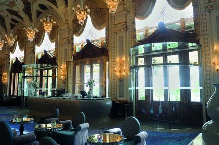 GEZE Slimdrive SCR FR GGS Casino MonteCarlo, Foto: GEZE GmbH