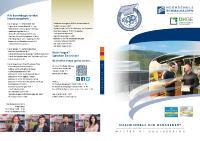 [PDF] Die Studienbroschüre «Maschinenbau und Management» als PDF zum Download