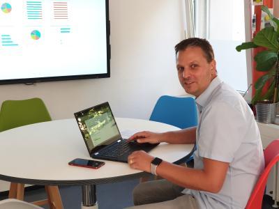 Matthias Götz, IT-Leiter, Stadt Baden-Baden