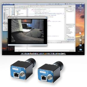 Prosilica software development kit  - MAC OS-X SDK