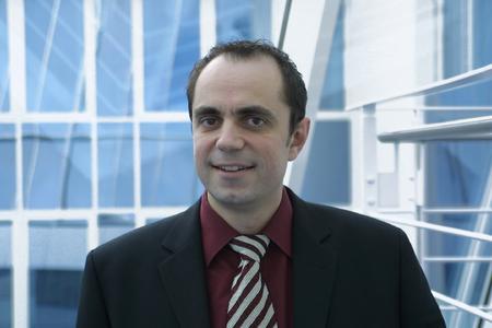 Matthias Knopf ist Abteilungsleiter Electronic Media bei Rittal in Herborn - Quelle: Rittal GmbH & Co. KG
