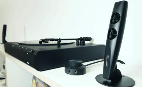 Wavemaster Stax BT mit Streamport