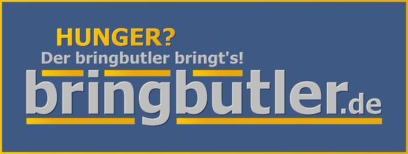 bringbutler.de - Lässt Ihrem Hunger keine Chance ... (Plakat)