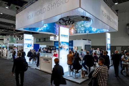 HYBRID SOFTWARE REPORTS STRONG SHOWING FOR VDP PRODUCTS AT LABELEXPO BRUSSELS