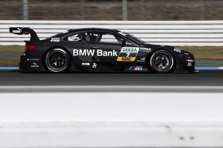 BMW Bank M3 DTM Akrapovic