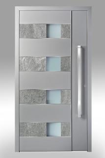 Aluminium-Haustür ATRIS-style von Weru