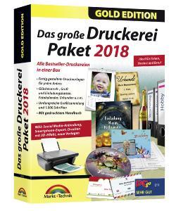 Das große Druckerei Paket 2018