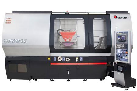 Mit der Techster Serie zeigt Amada Machine Tools Europe auf der Grindtec eine Flach- und Profilschleifmaschine mit 1.600 mm langen Verfahrwegen. Highlight ist eine funktionelle CNC-Schleif- und Abrichttechnologie zum Profilieren von CBN- oder Diamantscheiben sowie keramischen Schleifscheiben