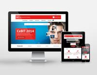 Relaunch der CeBIT-Website: deepblue verleiht Deutscher Messe ein neues digitales Profil